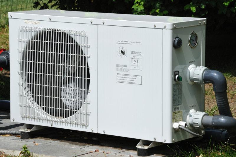 Installation de pompes à chaleur aérothermique
