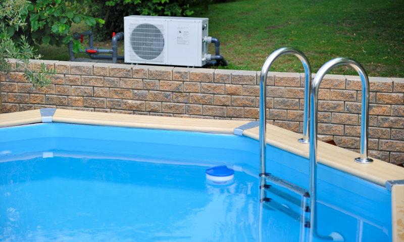 Comment chauffer une piscine enterrée ?